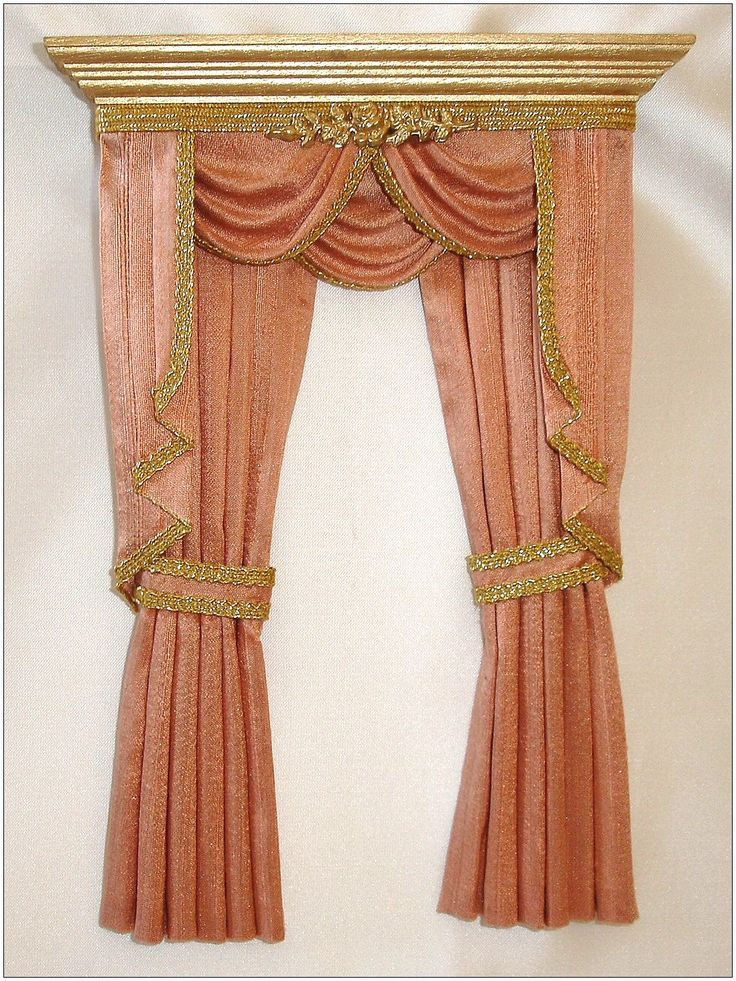 Fancy Curtain Pole A Long Piece Of Lighter Sheer For Valance Look And The