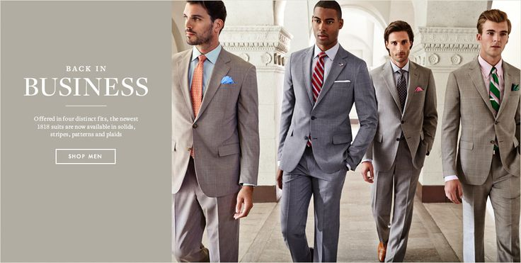 Great suits