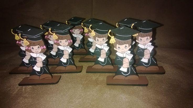 graduados on Pinterest | Graduation, Graduation Hats and Favors