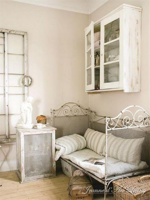EN MI ESPACIO VITAL: Muebles Recuperados y Decoración Vintage  Muebles infan...