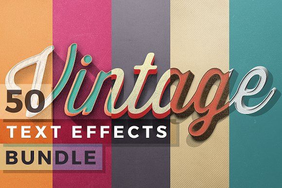 @newkoko2020 50 Vintage Text Effects Bundle by Zeppelin Graphics on @creativemarket #bundle #set #discout #quality #bulk #buy #design #trend #vintage #vintagegraphic #graphic #illustration #template #art #retro #icon
