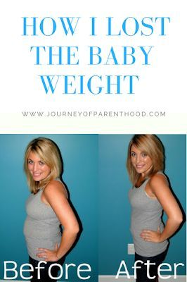 Losing baby weight while breastfeeding blog