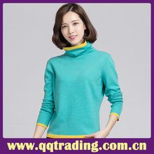 Candy color turtlenck long sleeve manufacturer pretty womens clothing  Best Seller follow this link http://shopingayo.space