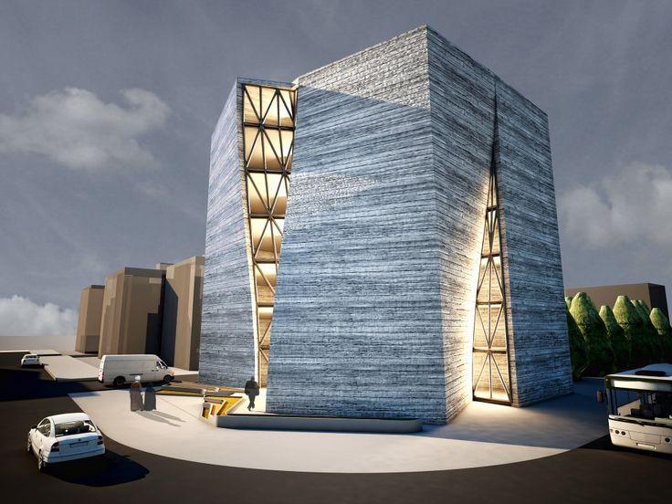 Qom Central Building of Construction Engineering Organization / Partar Architecture Studio