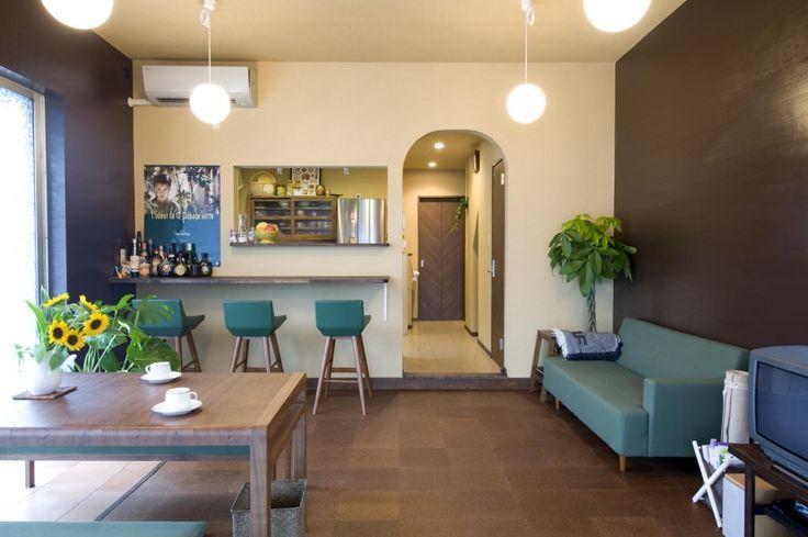 リフォーム・リノベーション会社:スタイル工房「I邸・昭和レトロ喫茶風」