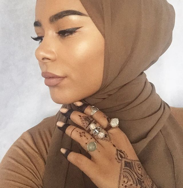 Tasneem Hijab Styling And Makeup Insram - Mugeek Vidalondon