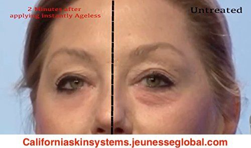 Watch the video here at 2minuteskinmiracle.com and ask me how to get the same results! #wrinkles #skin #beauty #money #esthetician #makeup #makeupartist californiaskinsystems.jeunesseglobal.com