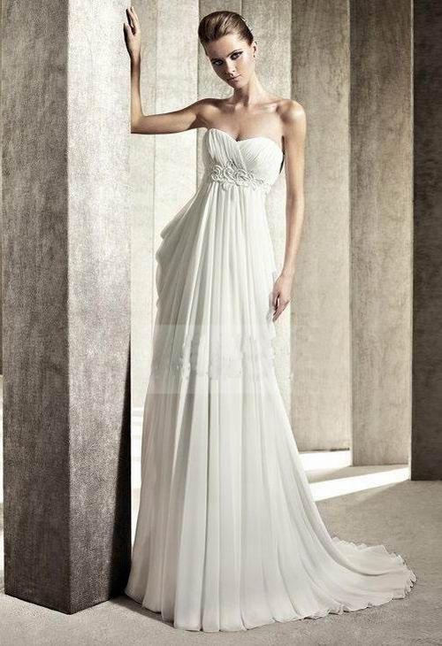 24 best Maternity Bridal images on Pinterest | Short wedding gowns ...
