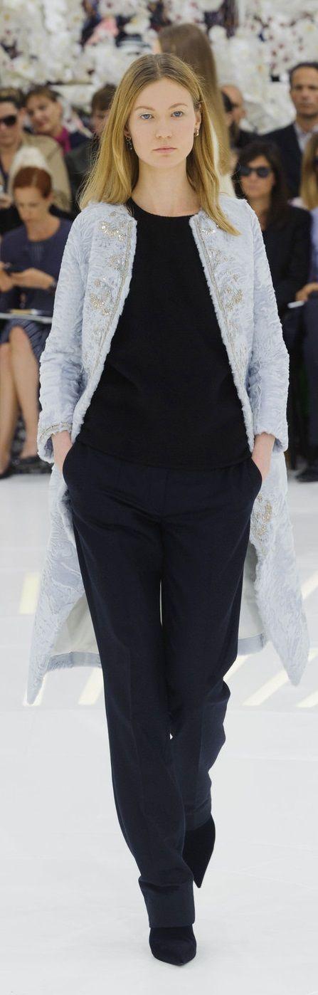 Christian Dior Fall 2014 HC