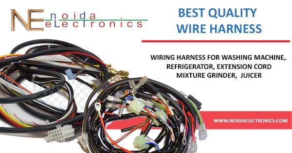 Wiring Harness Noida Electronics Wire Extension Cord Cable Wire