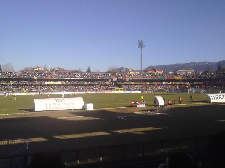stadio Libero Liberati squadra di casa Ternana
