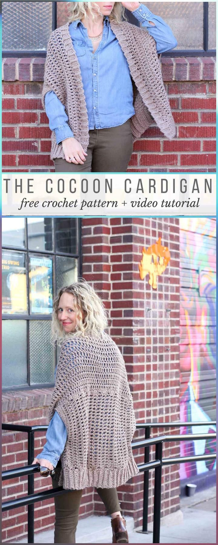 110+ Free Crochet Patterns for Summer and Spring - Page 2 of 12 - DIY & Crafts
