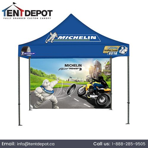 https://flic.kr/p/V8Ux9B | Outdoor canopy with full color graphic print | Custom Canopy Tent | Our outdoor canopy with full graphic print hold up even when the weather doesn't. Rain, shine, wind, or snow—it doesn't matter. Many organization use custom printed canopy tents for outdoor events. These tents which are well customized are very effective for the business or organization stands during the outdoor events.