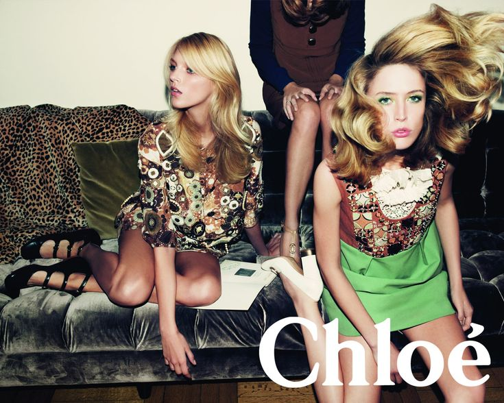 Love the old Chloe ads.