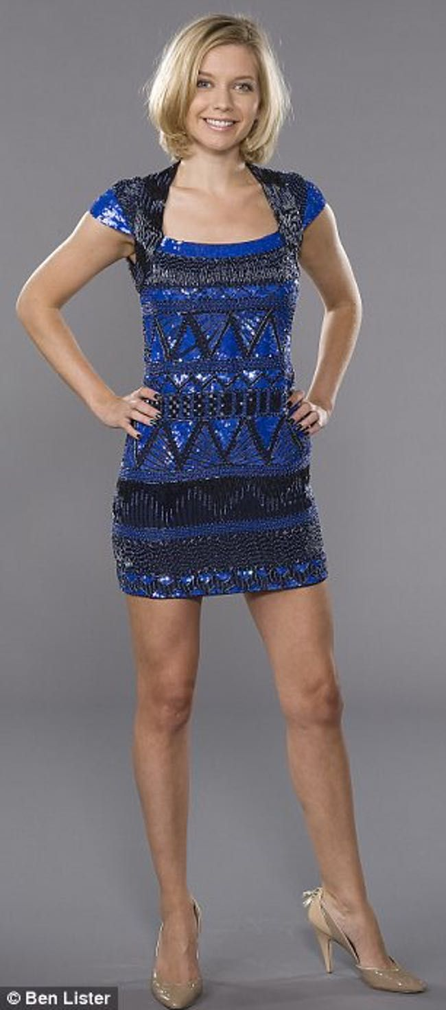 Rachel Riley Has Disco Fever is listed (or ranked) 4 on the list The 26 Hottest Rachel Riley Photos