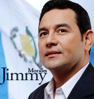 presidente de guatemala: Jimmy Morales