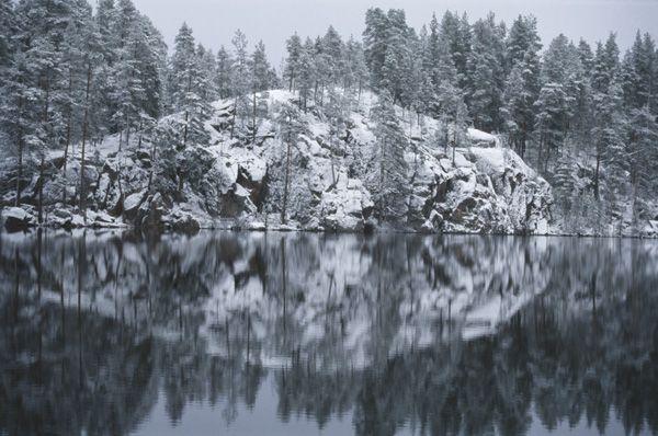 """Sami Lettojärvi """"Ensilumi"""""""