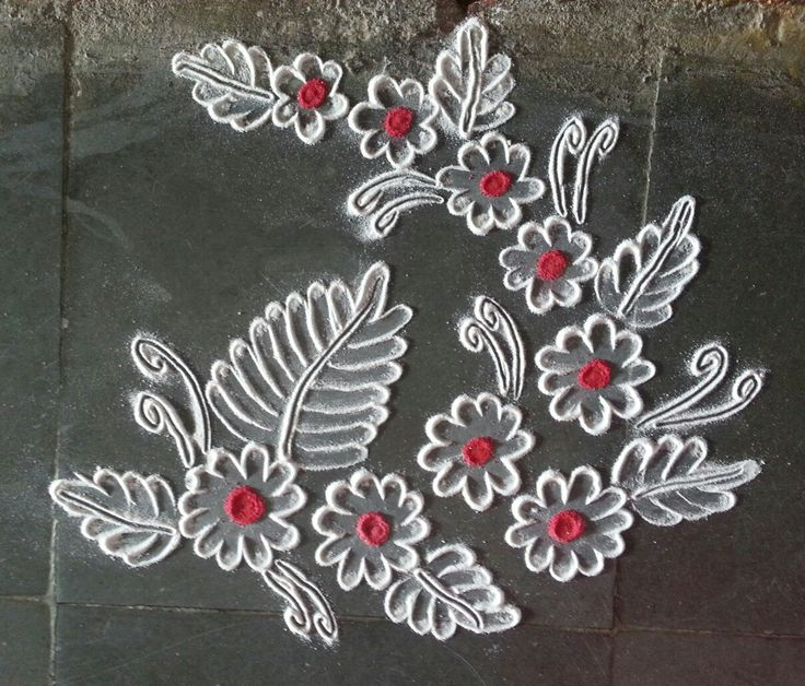 25 best ideas about rangoli designs on pinterest diwali for Floor rangoli design