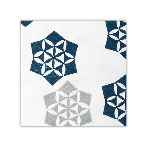 木版和紙 - 雪欠片 - 【竹笹堂Online】木版画デザインのブックカバー・ポチ袋などの和紙製品・画材ショップ