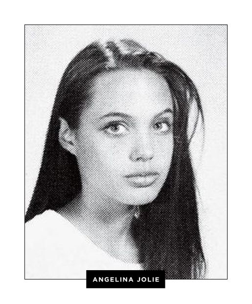 See 67 Celebrities' High-School Yearbook Photos ...