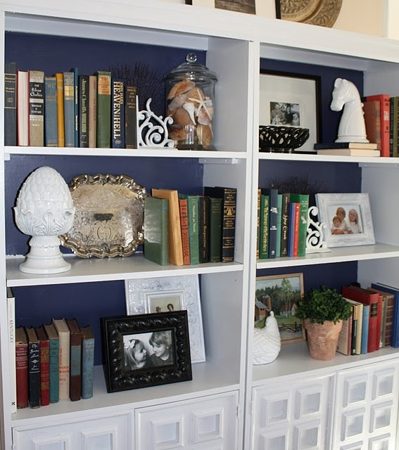 Stylish Ideas For Arranging And Organizing Bookcases: 174 Best Images About Southern /Lowcountry Decor On