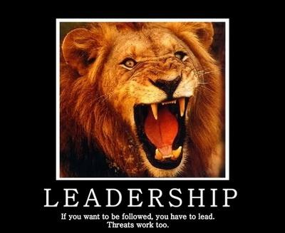 Menjadi Seorang Pemimpin