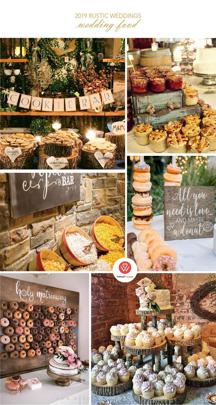 2019 Top 14 Must See Rustic Wedding Ideas For A Memorable Big Day