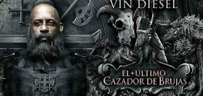 La Henryteca: El último cazador de brujas, Con Vin Diesel no es ...