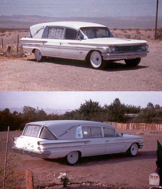 pontiac hearse - Google Search