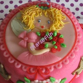#Pasteles de nuestra #princesa preferida, la princesa #Lillifee