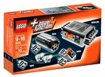 Name: Power Functions Accessory Box Manufacturer: LEGO Series: LEGO Technic Release Date: February 2011 Card Number: 8293 Pieces: 10 For ages: 4 and up UPC: 67341910290(Description): Add even more power to your LEGO Technic creations! This Power Functions motor set includes a motor, battery box, light cable, pole