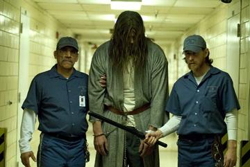 "' Tyler Mane ""Michael Myers"" ' -- Rob Zombie's Halloween (2007) <3 #robzombie #dannytrejo #halloweenatthemovies"