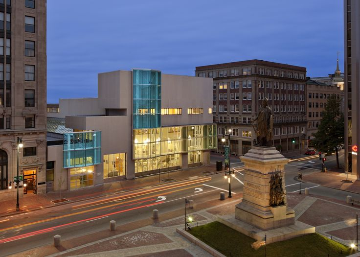 Portland Public Library: Portland, Maine