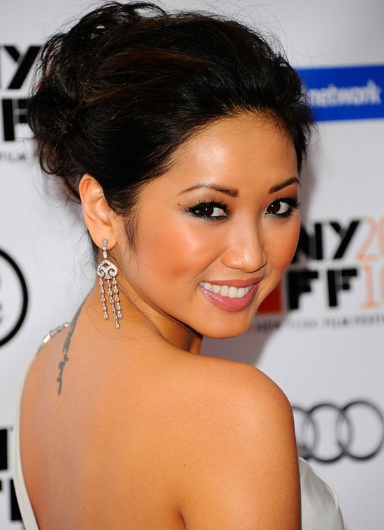 17 best images about brenda song on pinterest her hair celebrity