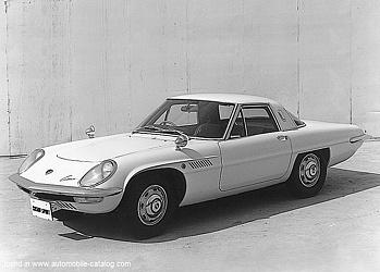 1967 MAZDA COSMO SPORT 110 S (L10A)