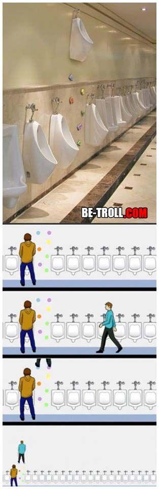 Des WC tout à fait classiques ! - Be-troll - vidéos humour, actualité insolite