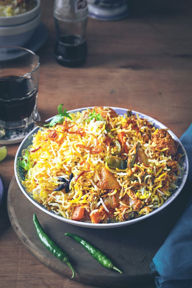 Here is a finger licking authentic Vegetable Dum Biryani recipe for all you ardent biryani lovers.Try it,to believe it.Best Vegetable Dum Biryani Recipe