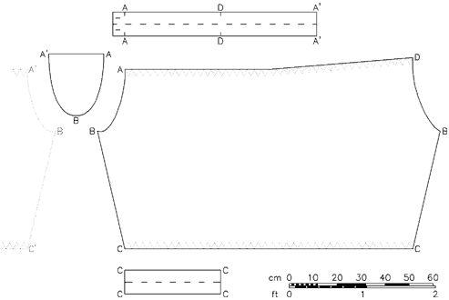 Trpaslíkům doporučujeme široké kalhoty, které opticky rozšíří postavu. Využít můžete například tento střih.