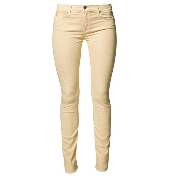 7 for all mankind SKINNY Slim fit jeans …