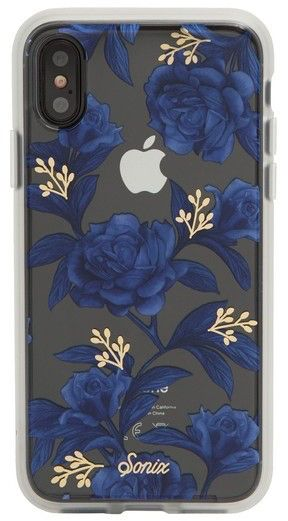 Sonix Bluebell Iphone X Case - Blue