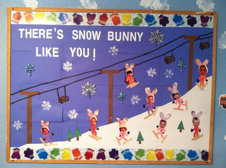 Winter Classroom Idea ~ Best ideas about winter bulletin boards on pinterest