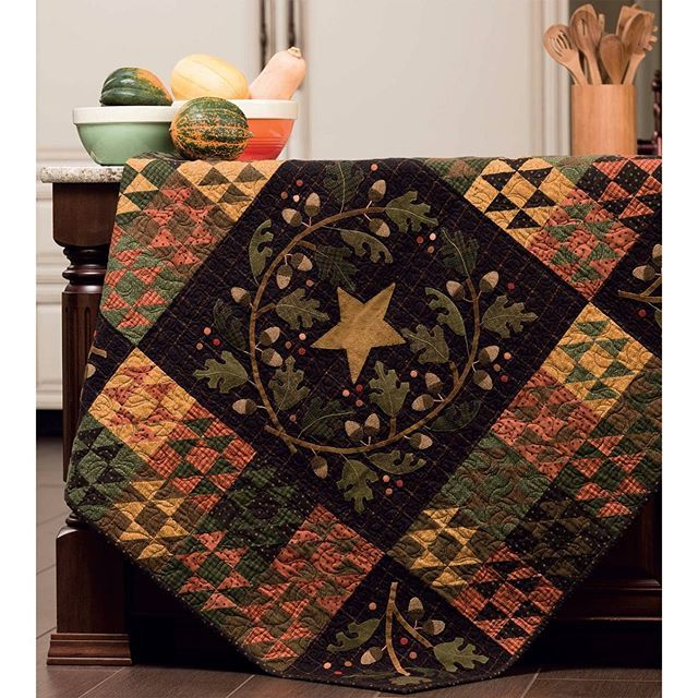 2428 best applique quilts images on Pinterest | Cards, Flowers and ... : primitive quilts and projects blog - Adamdwight.com