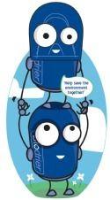 BioBot Children's Hand Dryer BB082 (AHD-BIOB82)