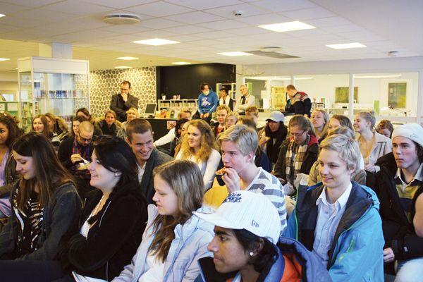 Å skape et aktivt skolebibliotek | Nr. 1 - 2012 | Bok og Bibliotek