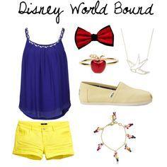 disney inspired corsets   ... comfortable Disney World outfit inspired by Snow White Disney World