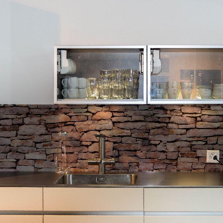 25+ parasta ideaa pinterestissä: küchenrückwand aus glas ... - Glas Für Küchenrückwand
