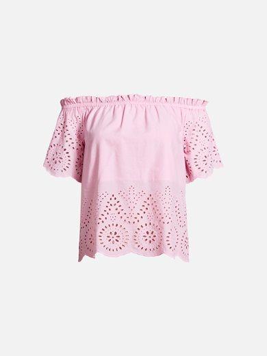 Lace Shirt #lace #pink #shirt #summer #bikbok