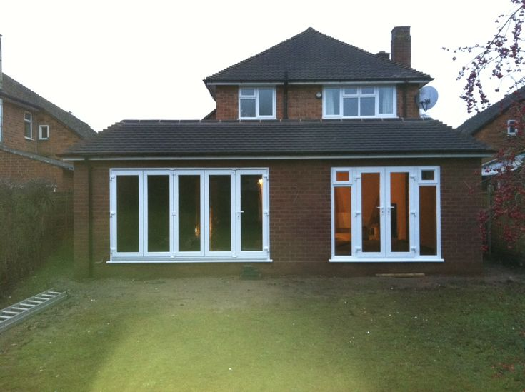 double storey extension with dormer ideas - Google Search