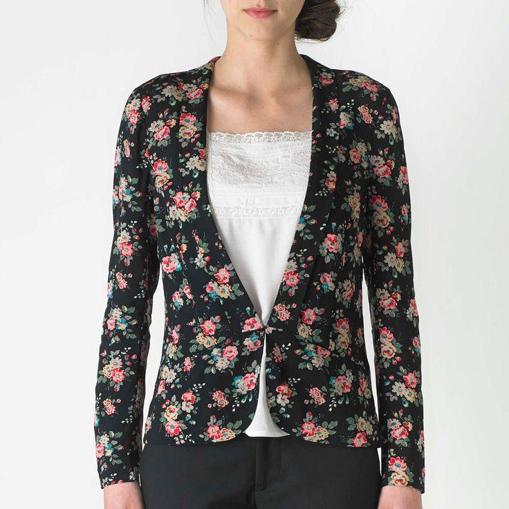 Kingswood Rose Jacket   Work   CathKidston