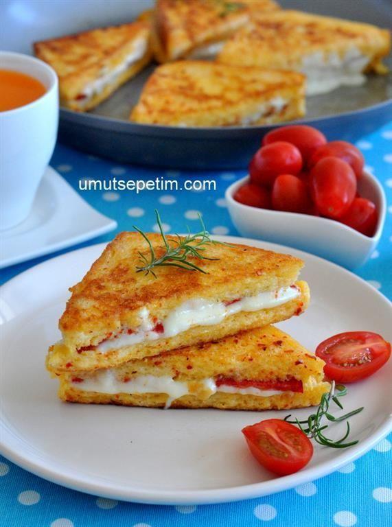 Fransız Tostu Tarifi | Umut Sepeti - Pratik Yemek Tarifleri | Bloglovin'